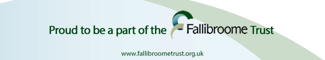 Proud to be part of the Falliroome Trust